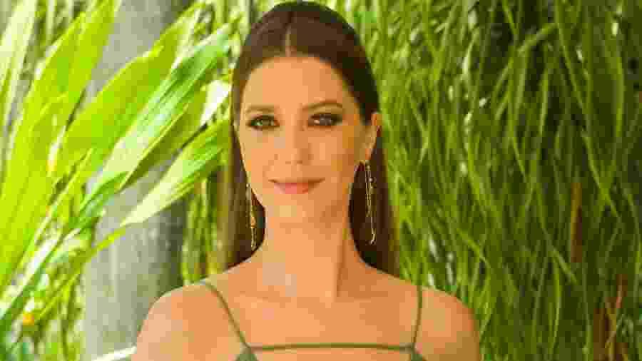 Nathalia Dill - Cesar Alves/TVGlobo