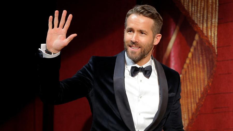 Ryan Reynolds - Brian Snyder/Reuters