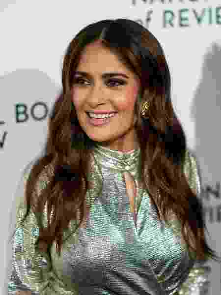 Salma Hayek - Getty Images