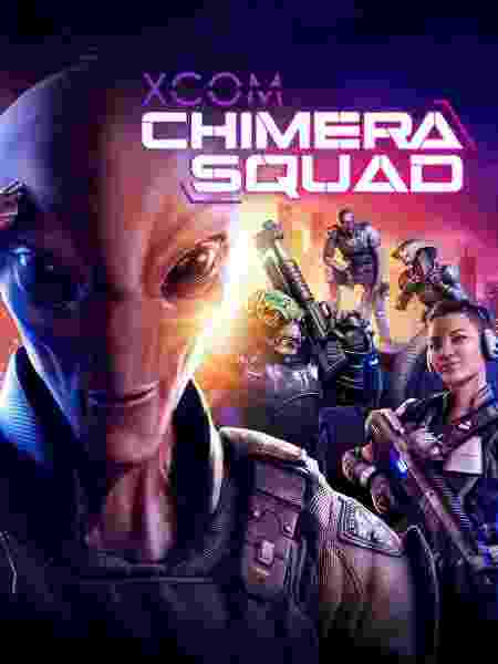 Xcom Chimera Squad capa jogo - Divulgação/2K Games - Divulgação/2K Games