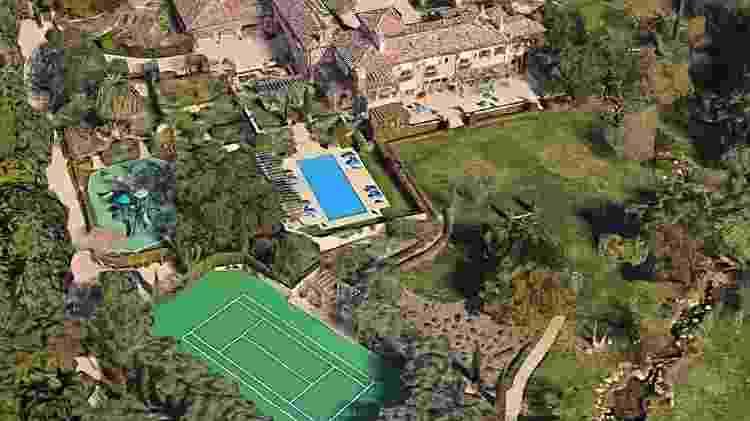 A mansão de Harry e Meghan Markle na Califórnia, EUA - Imobiliária Sotheby?s International Realty/Divulgação - Imobiliária Sotheby?s International Realty/Divulgação