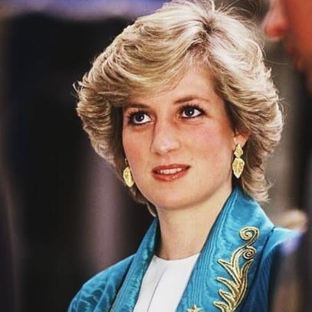 Princesa Diana foi homenageada por Meghan Markle em livro infantil - Reprodução/Instagram