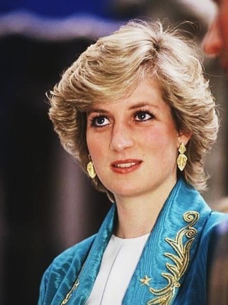Hairstylist pessoal da realeza fala sobre corte de cabelo da Princesa Diana - Reprodução/Instagram