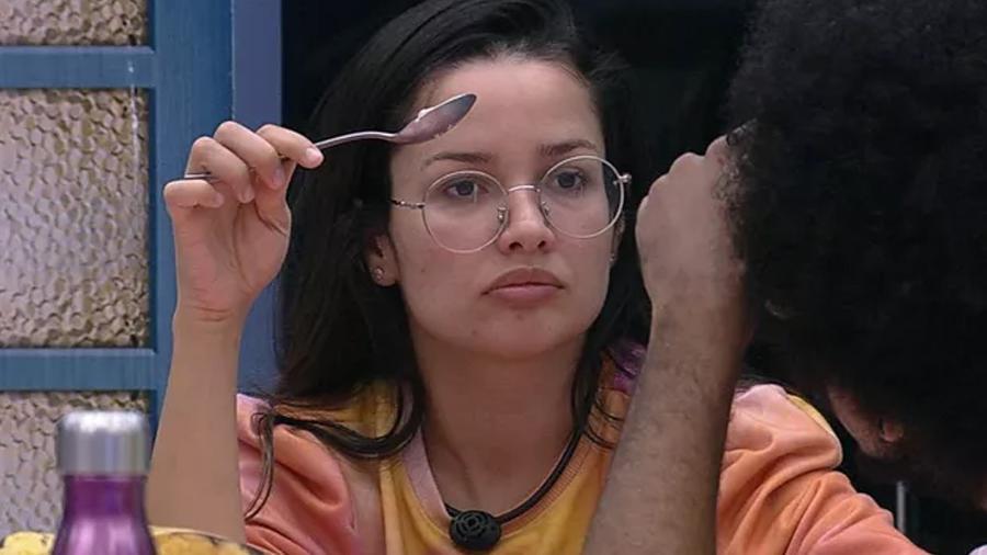 BBB 21: Juliette reclama de Viih Tube - Reprodução/Globoplay