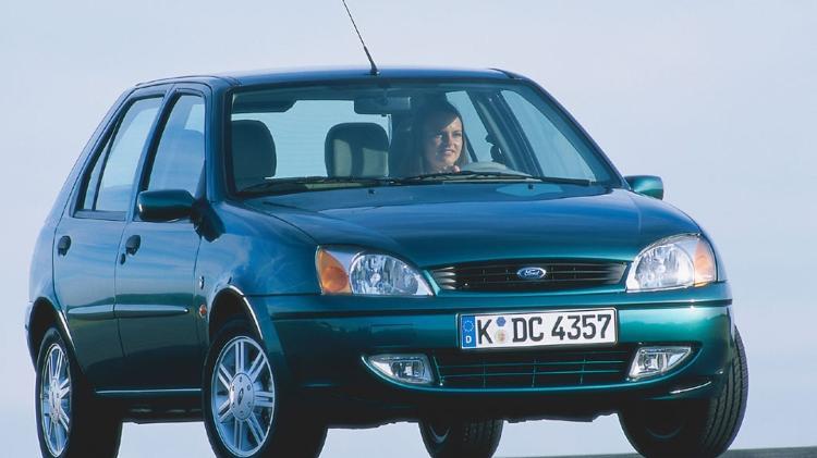 Ford Fiesta Rocam - Divulgação - Divulgação