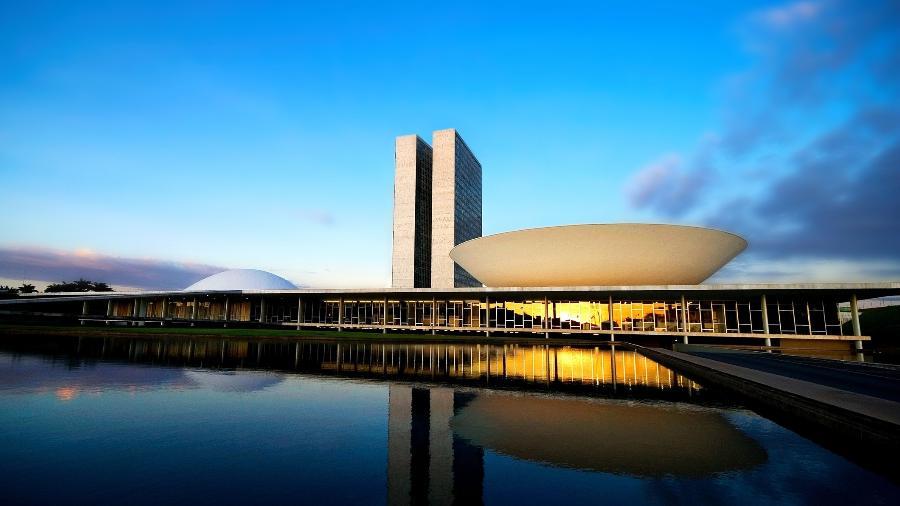 Congresso Nacional, em Brasília - Getty Images