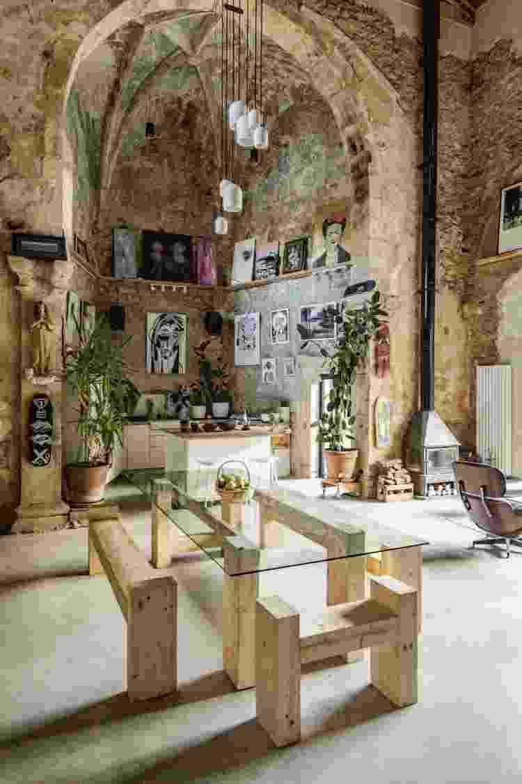 Interior da casa de Tas Careaga - Nerea Moreno  - Nerea Moreno