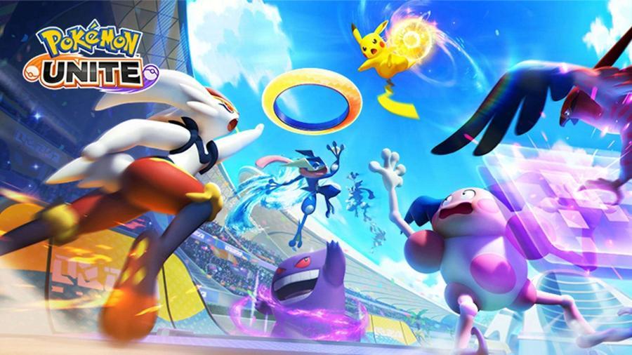 Pokémon UNITE chega entre julho e setembro ao iOS e Android - Divulgação/Tencent
