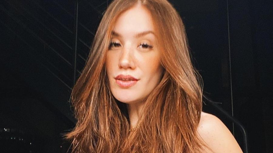 Thaisa Carvalho revela como é namorar o cantor Fiuk - Reprodução/Instagram@thaisacarvalho