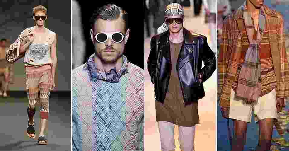 Semana de moda masculina Milão - Primavera-Verão 2016 - Getty Images