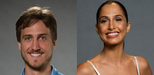 Igor Angelkort e Camila Pitanga terminaram recentemente seus últimos relacionamentos