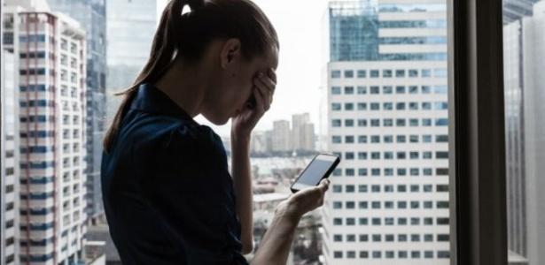 O ghosting está cada vez mais comum com os sites e aplicativos de encontros - Getty Images