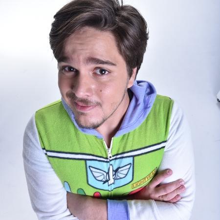 O humorista Lucas Salles - Luis França/Divulgação