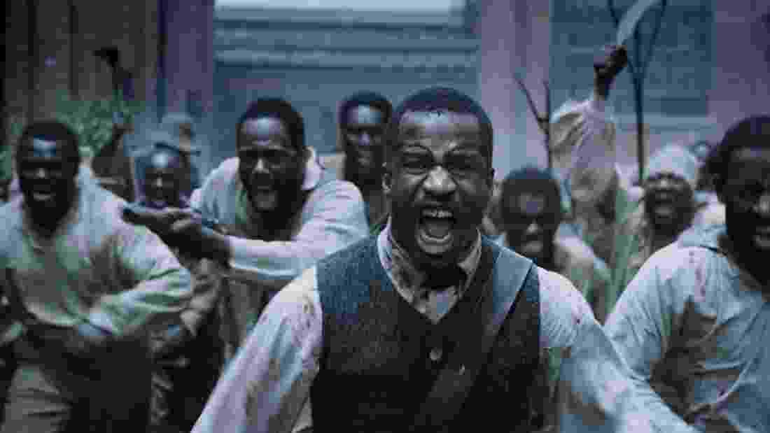 "Cena do filme ""The Birth of a Nation"", do diretor Nate Parker - Divulgação"