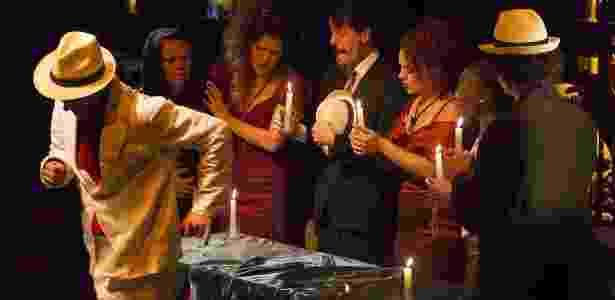 """""""Samba, Amor e Malandragem"""" tem sessões no Teatro da Cidade - Divulgac?a?o"""