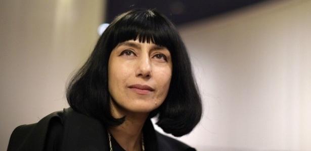 A atriz e diretora israelense Ronit Elkabetz, que morreu aos 51 anos - Jason Kempin/Getty