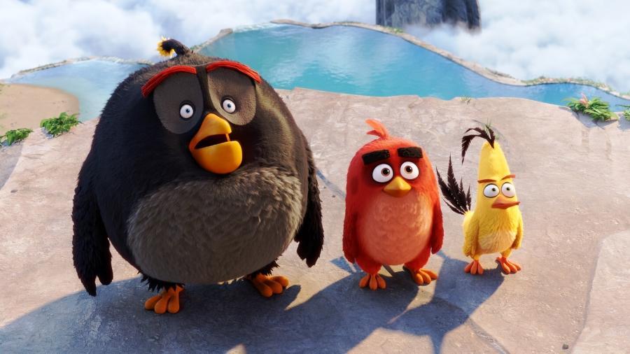 """Passarinhos marrentos de """"Angry Birds"""" são exclusividade do canal Gloob na TV paga nacional - Divulgação"""