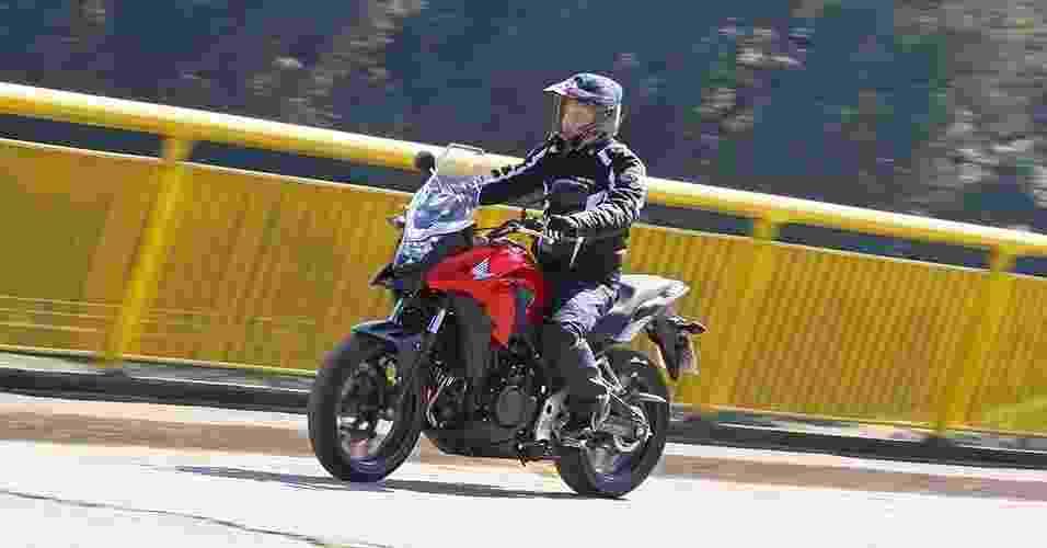 Honda CB 500X 2016 - Mario Villaescusa/Infomoto