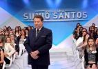 """Silvio reclama de presente que ganhou de Ivete: """"Pensa que sou criança"""" - Lourival Ribeiro/SBT"""