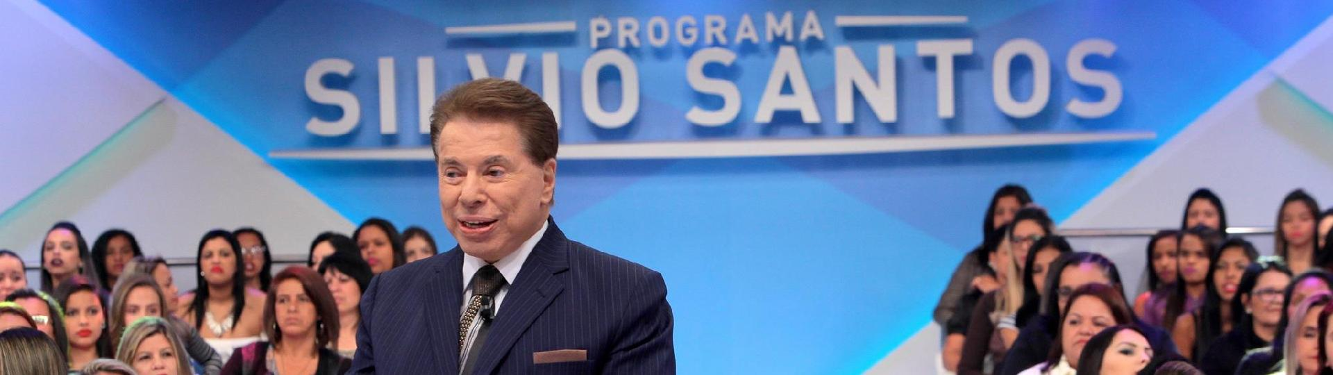 Silvio Santos reclama de presente de Ivete Sangalo em seu programa no SBT, que irá ao ar no próximo domingo (9)