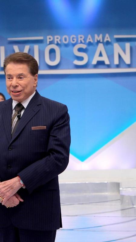 Silvio Santos comprou uma briga de 15 anos com o Ibope por causa da medição de audiência - Lourival Ribeiro/SBT