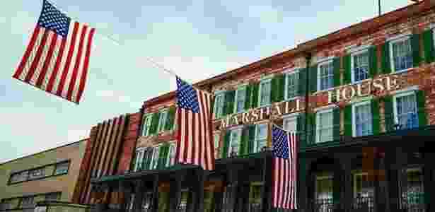 Reprodução/Facebook/The Marshall House
