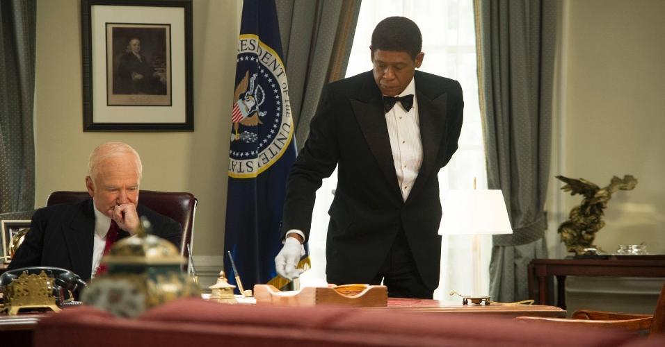 """Cena do filme """"O Mordomo da Casa Branca"""" (2013), de Lee Daniels"""