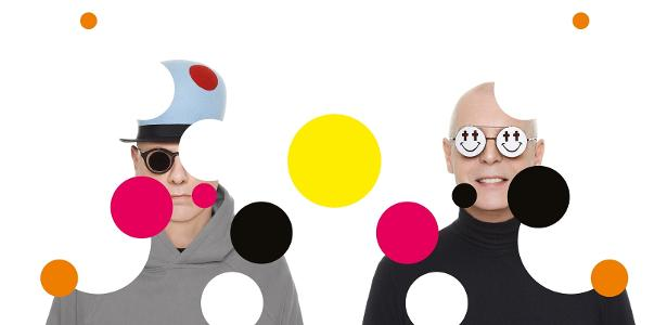O duo de pop britânico Pet Shop Boys