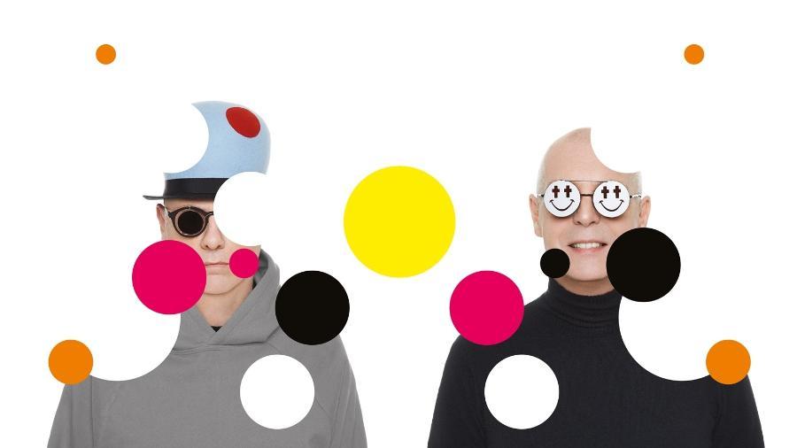 O duo de pop britânico Pet Shop Boys - Divulgação