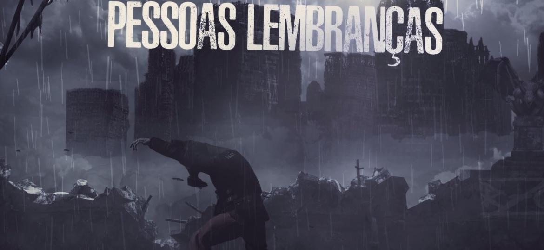 """Cena do lyric vídeo de """"Destinos"""", parceria entre RZO, Criolo e Negra Li - Reprodução"""