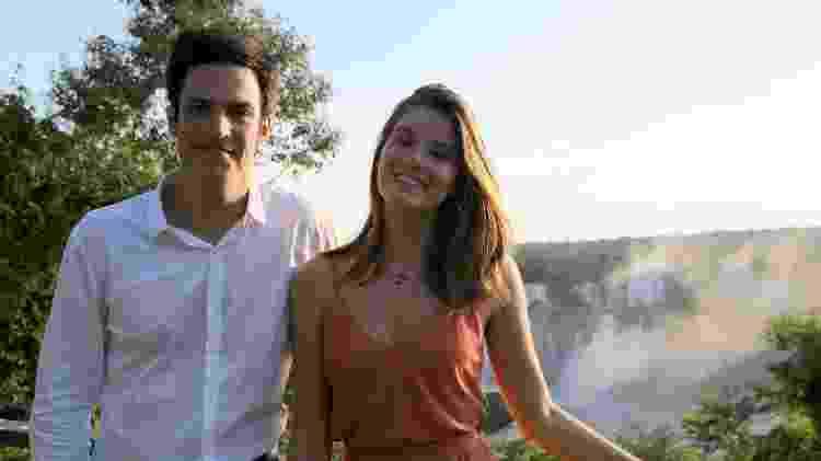 pega ladrão - Camila Queiroz e Mateus Solano serão um casal apaixonado que será separado por causa de um roubo milionário no hotel dela - Divulgação/TV Globo - Divulgação/TV Globo