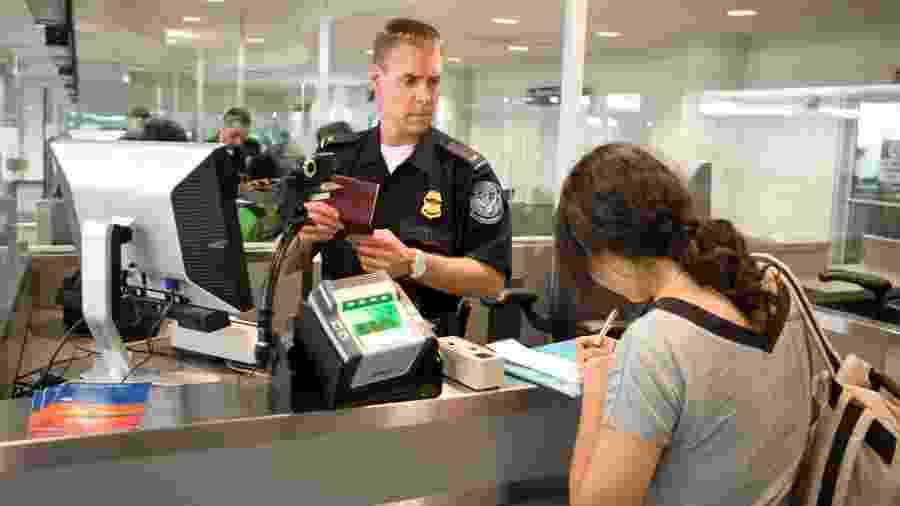 James Tourtellotte/Flickr U.S. Customs and Border Protection Follow