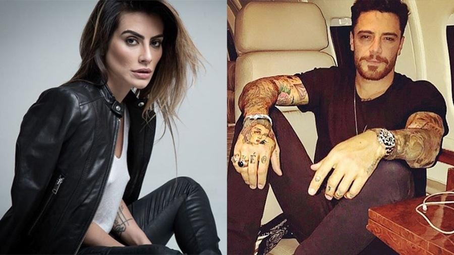 Cleo Pires e Felipe Titto - Reprodução/Instagram
