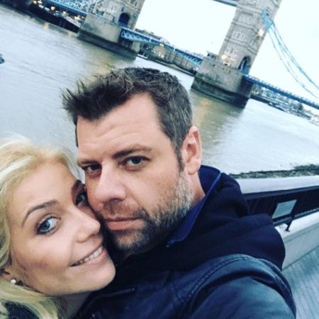 Luiza Possi e Cris Gomes curtem Londres - Reprodução/Instagram/luizapossi