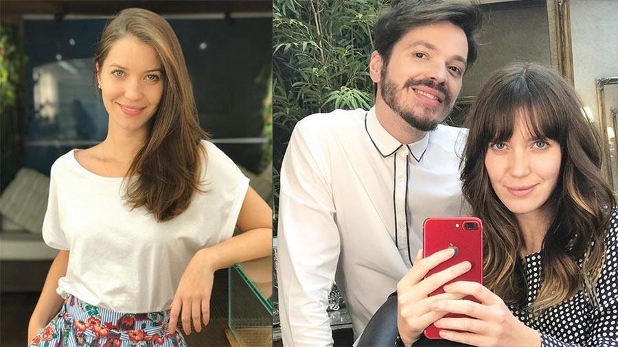 Antes e depois: Nathalia Dill muda visual e adota franjinha - Reprodução/Internet