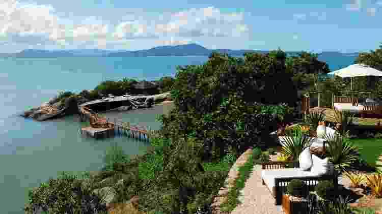 Divulgação/Ponta dos Ganchos Exclusive Resort