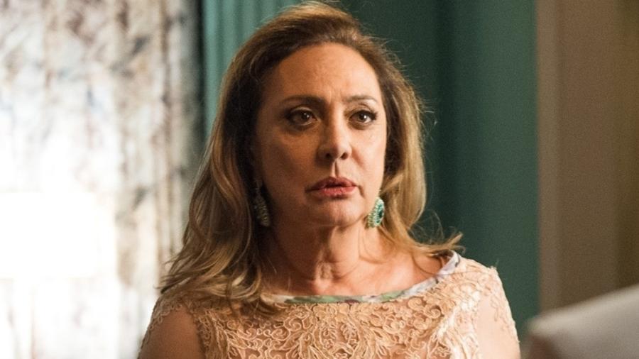 """Em """"O Outro Lado do Paraíso"""", Nádia fica chocada ao saber que Raquel é a nova juíza - Reprodução/Gshow"""