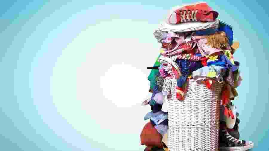 Você é do tipo que não lê etiquetas e usa muito sabão? Reveja a forma como lava roupa - Getty Images