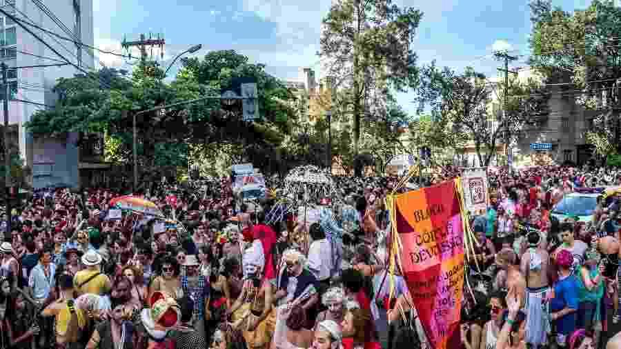 Corte Devassa reuniu grande público em Belo Horizonte - Nereu Jr/UOL
