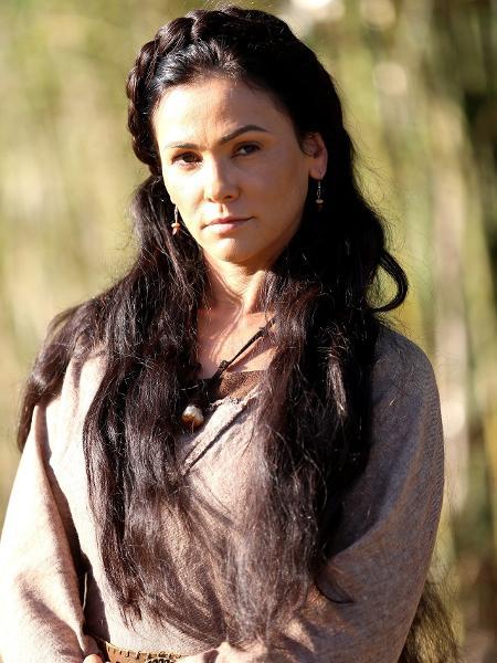 Suzana Alves está em nova série da Record - Munir Chatack/ Record TV