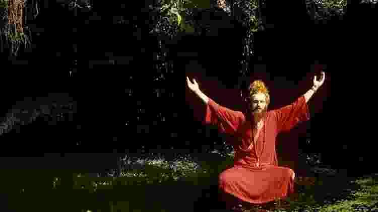 Hugh fez parte do círculo íntimo de Bhagwan  - Hugh Milne  - Hugh Milne