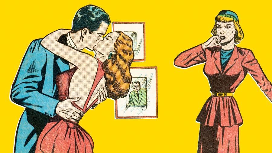 Xingar, tremer, sentir ânsias: o que elas sentiram ao saber de caso extraconjugal de sespares - iStock