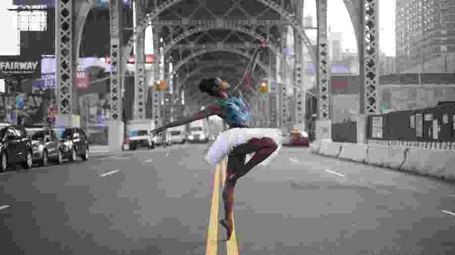A brasileira Ingrid Silva, principal bailarina da companhia de dança de Nova York Dance Theater of Harlem - Érika Garrido