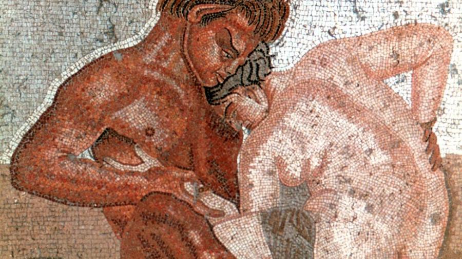 O sexo teve papel fundamental em momentos cruciais da história da Roma antiga - Getty Images