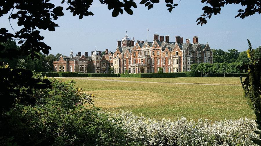 Imóvel fica na Sandrigham Estate, em Norfolk, ao lado da casa de campo preferida de William e Kate - Divulgação/Visit Britain