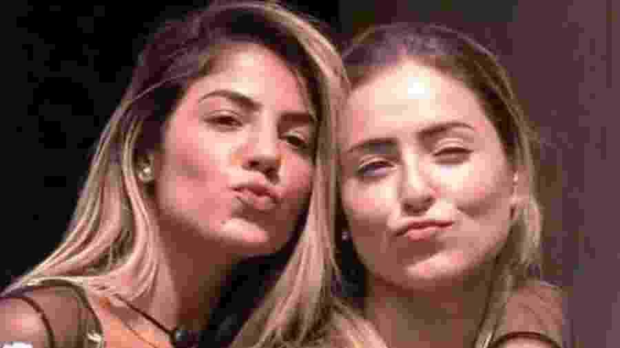 """Hariany e Paula, do """"BBB19"""" - Reprodução/Instagram"""