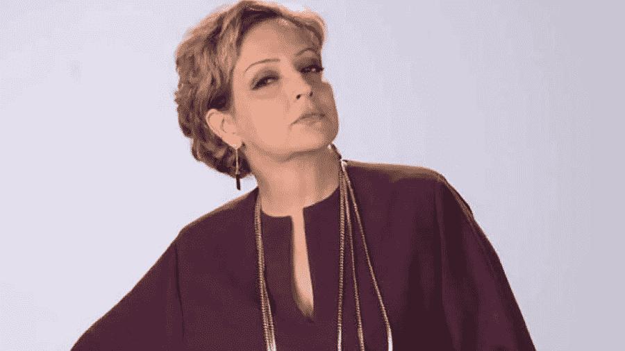 A atriz Betty Lago - Reprodução