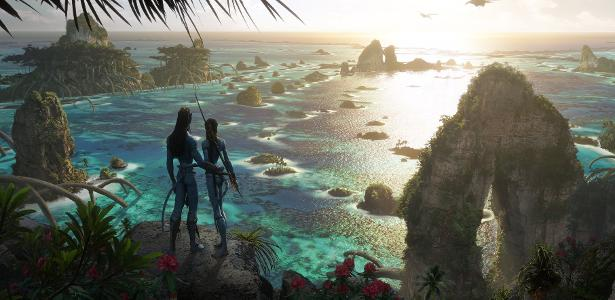 Avatar 2: Conceptual arts show new landscapes of Pandora; Look