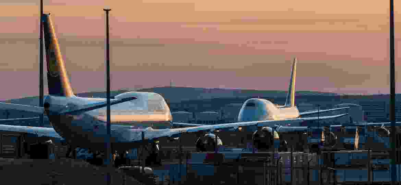 Aviões de Lufthansa - Thomas Lohnes/Getty Images