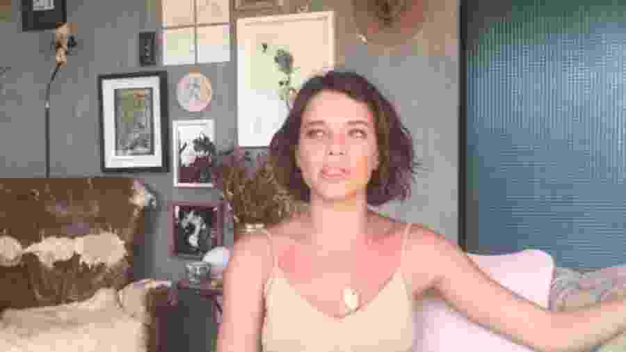 Decoração da casa de Bruna Linzmeyer fica entre assuntos mais comentados nas redes sociais - Reprodução/Youtube - Casa Vogue Brasil
